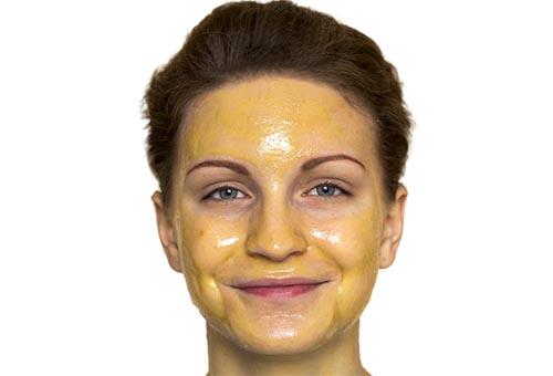 طرز تهیه ماسک زرده تخم مرغ و عسل برای پوست