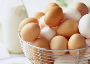 کالری و جدول ارزش غذایی تخم مرغ