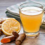 طرز تهیه نوشیدنی لیمو و زنجبیل