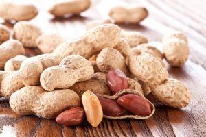 کالری و جدول ارزش غذایی بادام زمینی