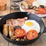 صبحانه انگلیسی؛ طرز تهیه کامل با جدول ارزش غذایی