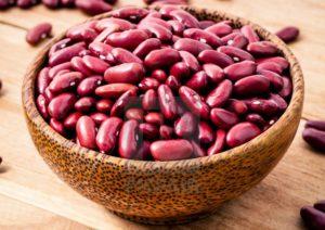 کالری و جدول ارزش غذایی لوبیا قرمز