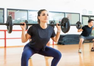 برنامه بدنسازی بانوان برای شکل دهی به اندام ها و عضلات تمام بدن