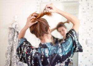 فواید شگفت انگیز روغن بچه برای مو