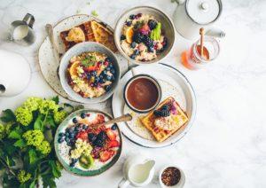 بهترین صبحانه ها برای کاهش وزن کدامند؟