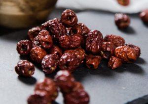 جدول ارزش غذایی و کالری عناب خشک