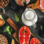 رژیم غذایی لاغری و کاهش وزن با پروتئین بالا
