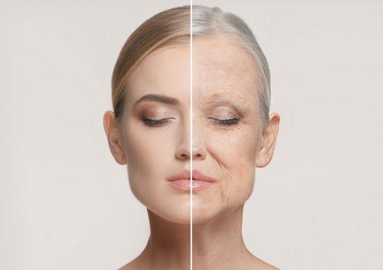 چرا پوست ما دچار پیری می شود؟ علم چه می گوید؟