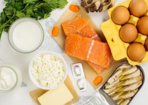 بهترین منابع غذایی ویتامین دی