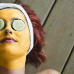 ماسک سیب زمینی و زردچوبه برای زیبایی پوست صورت
