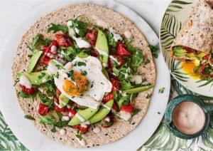 طرز تهیه ۴ صبحانه سالم برای کاهش وزن با تخم مرغ
