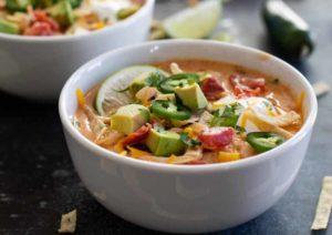 طرز تهیه سوپ های سالم و ساده برای کاهش وزن