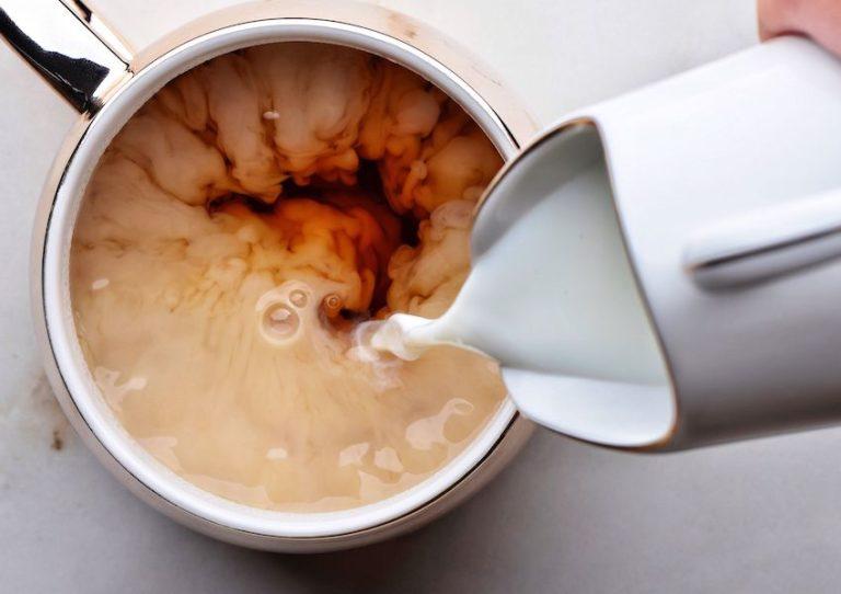 فواید نوشیدن چای با شیر