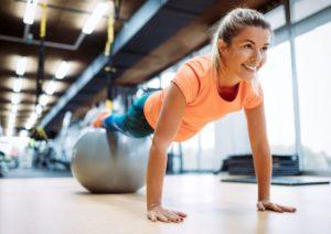 برنامه بدنسازی چربی سوزی و عضله سازی بانوان