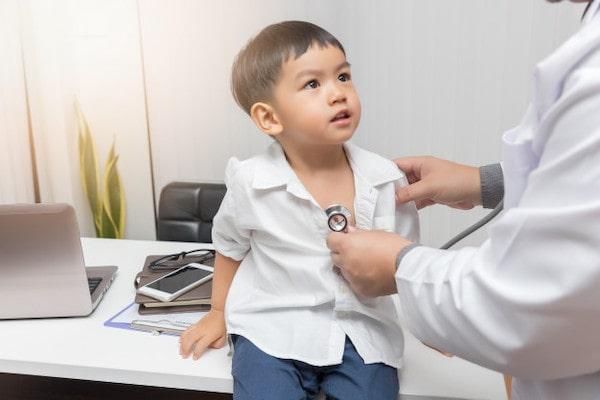 ضربان قلب نرمال کودک چقدر است؟
