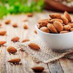 جدول ارزش غذایی بادام درختی