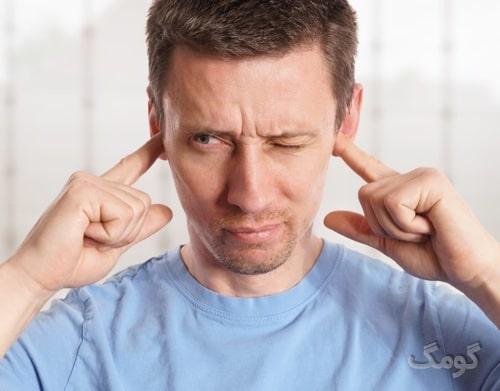 وزوز گوش چیست؟ دلایل و درمان زنگ زدن گوش