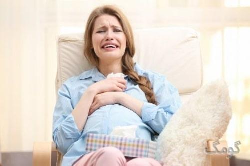 نوسانات خلقی در دوران بارداری ؛ از دلایل تا درمان