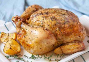 جدول ارزش غذایی مرغ