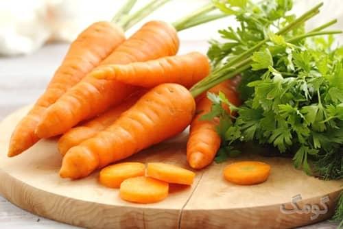 بهترین مواد غذایی برای زیبایی و سلامت مو