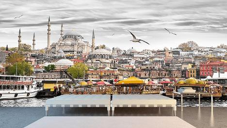 تور استانبول از اصفهان با کمترین قیمت