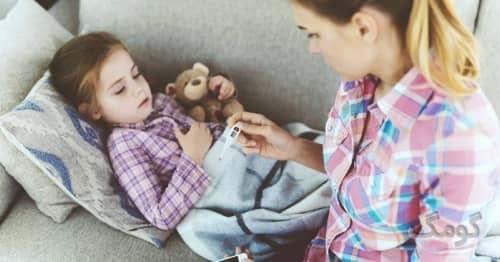 چگونه از کودک مبتلا به سرماخوردگی مراقبت کنیم؟