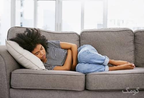 آیا درد تخمک گذاری طبیعی است؟