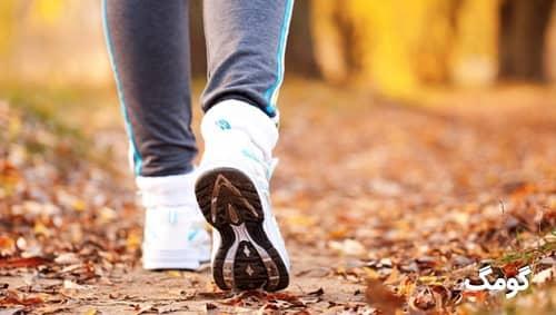 اشتباهاتی در پیاده روی که مانع کاهش وزن می شوند