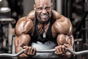 برنامه بدنسازی عضله سازی