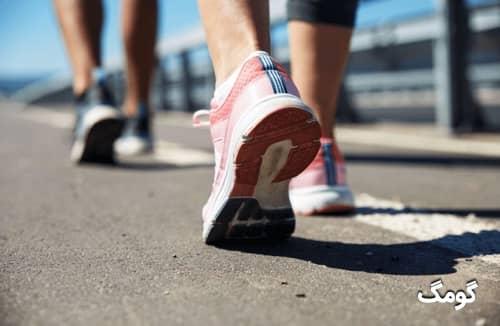 آیا پیاده روی می تواند باعث کاهش وزن و چربی سوزی شود؟