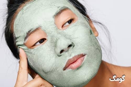 ماسک حنا برای صورت و آموزش تهیه انواع آن