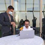 ثبت سومین رکورد حافظه در گینس توسط سلطان حافظهی ایران؛ مرتضی جاوید!