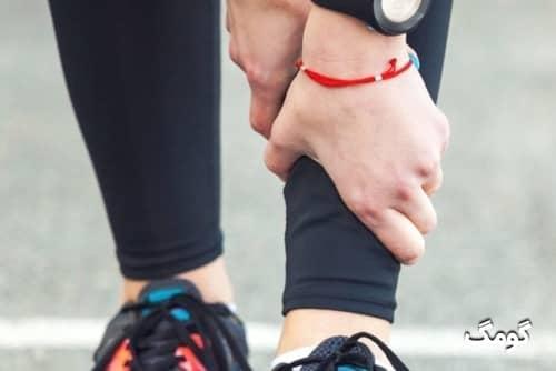 علت درد ساق پا بعد از دویدن و نحوه پیشگیری و درمان آن